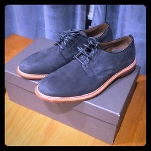 Grey Cole Haan Dress Shoes